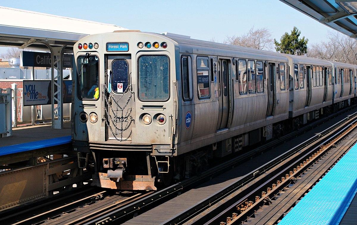 Capturan a sospechoso que robo a una adolescente mientras viajaba en el tren de la CTA
