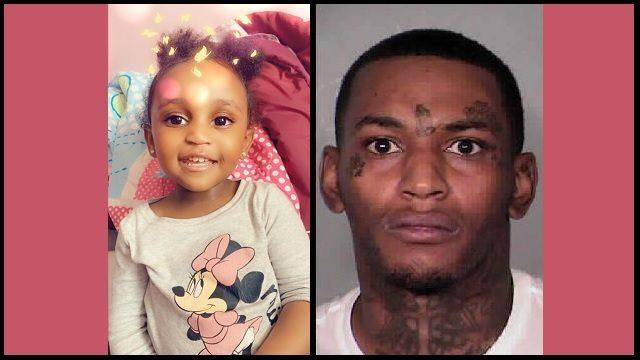 Alerta Amber por una niña de dos años desaparecida