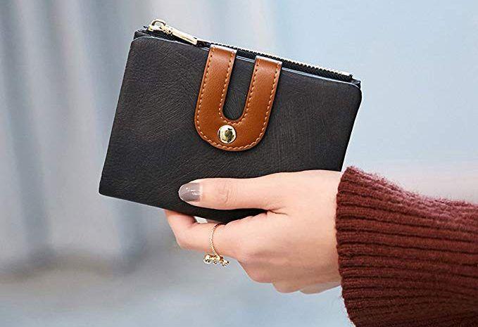 Las 12 mejores billeteras de mujer por menos de $25 con zipper para asegurar tu dinero y tarjetas