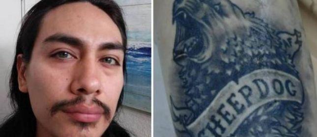 Tatuaje de hispano ayuda a esclarecer horrendo crimen en el que decapitaron a mujer