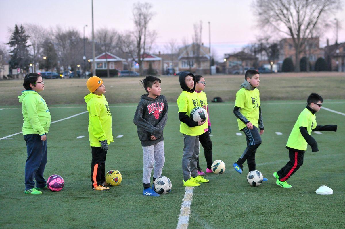 West Lawn Soccer Club, fábrica de jugadores en el sur de Chicago
