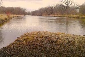 Dos personas desaparecidas en el río DuPage en Shorewood, Illinois