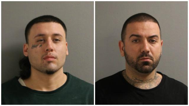 Dos hombres acusados por hacerse pasar por trabajadores de la Ciudad de Chicago