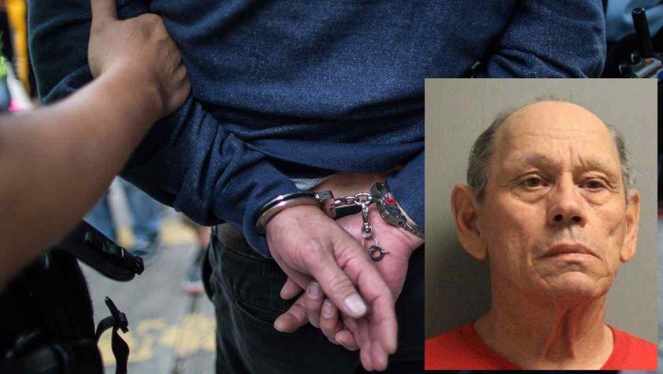 Tiene 71 años  y lo acusan de 100 cargos de violación de menores