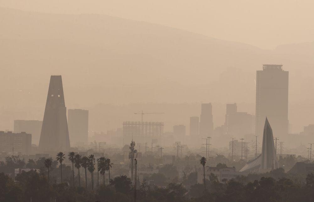 Las personas que trabajan al aire libre son más vulnerables al cambio climático.