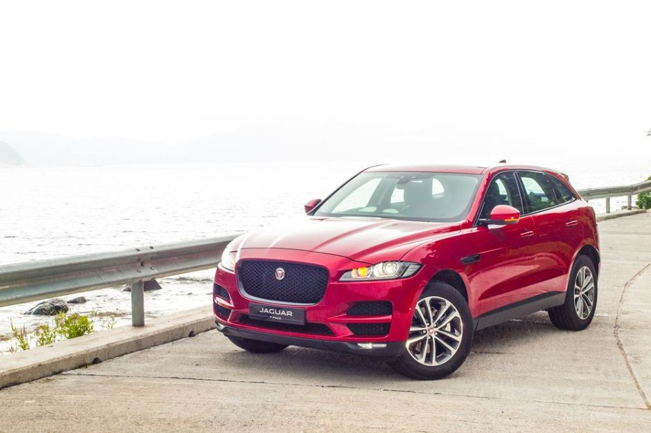 Jaguar F-PACE 2019 ¿Te imaginas conduciendo este crossover de lujo? VIDEO