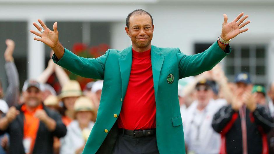 Apostador ganó la suma histórica de $1.19 millones gracias a Tiger Woods