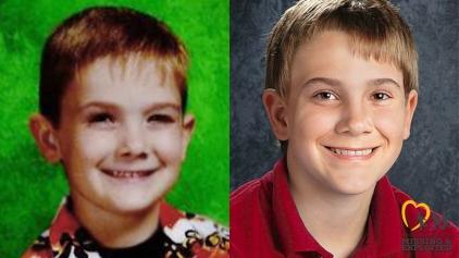 Timmothy Pitzen un niño que desapareció hace siete años. Foto