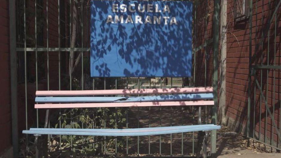 Amaranta Gómez: cómo es la primera escuela para alumnos transgénero de América Latina