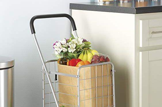 Los 6 mejores carritos de compras para no cargar tanto peso cuando vuelves del mercado