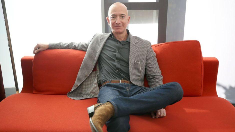 Por qué Jeff Bezos será más rico ahora que nunca gracias a Uber