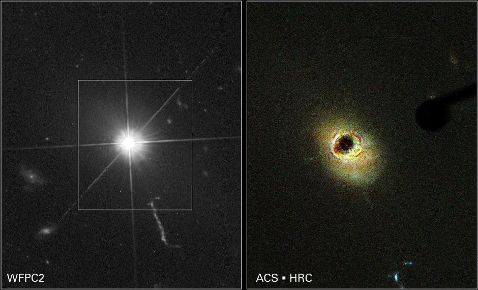 Qué son los cuásares fríos y el descubrimiento sobre cómo mueren las galaxias
