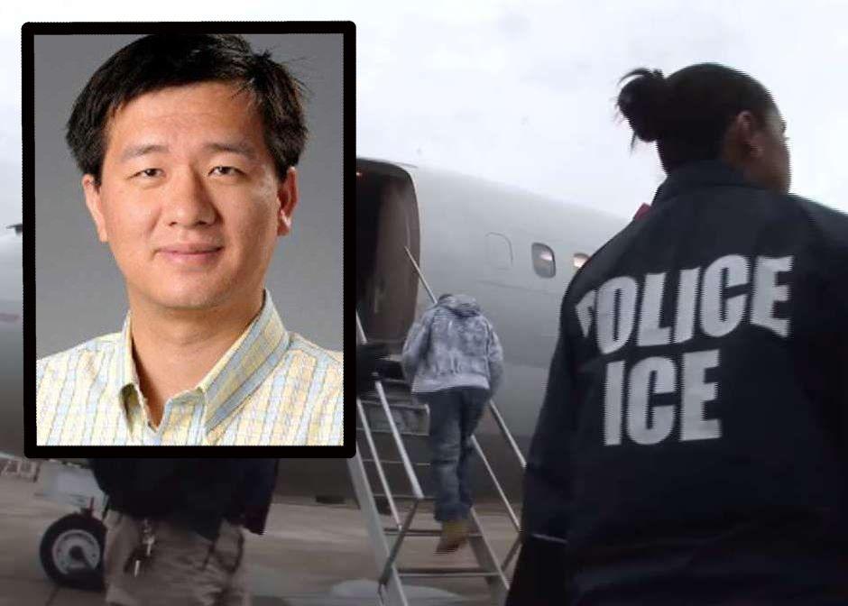 """Profesor inmigrante Pro-Trump: """"Bailo cuando ICE deporta indocumentados, MAGA!"""". Piden su renuncia"""