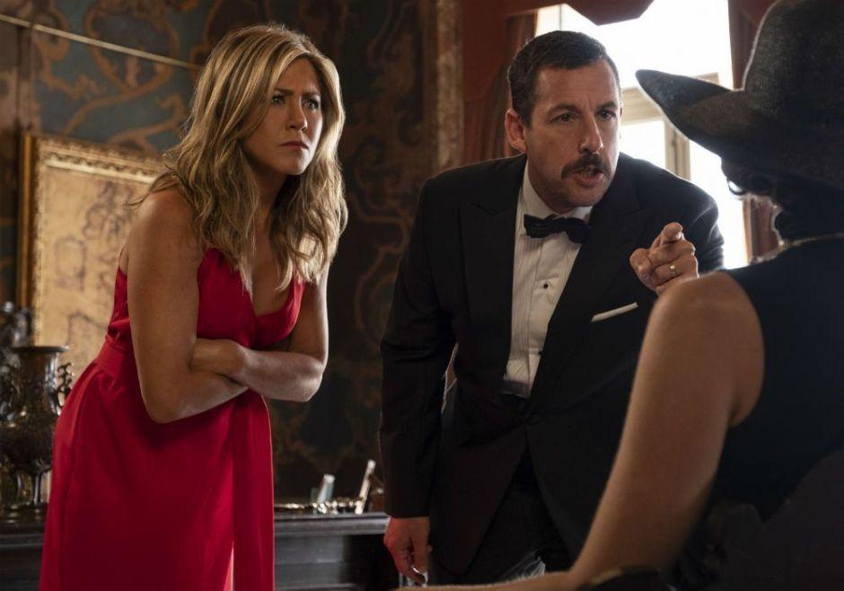 """¿De qué trata """"Murder mystery"""", la nueva película de Adam Sandler en Netflix?"""