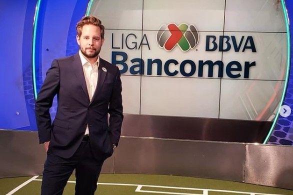 Viejo conocido de Televisa ahora narrará fútbol en Fox Deportes