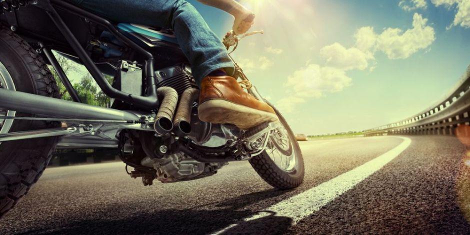 ¿Cuáles son los riesgos de conducir una motocicleta?