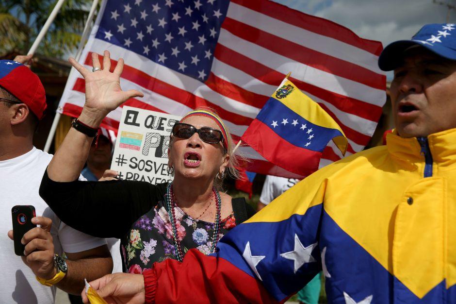 """Trump sobre TPS para venezolanos: """"Estamos evaluando eso seriamente"""""""
