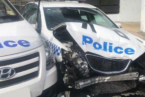 Un hombre choca con un auto de la Policía, pero lo detienen por traficar $140 millones en metanfetamina