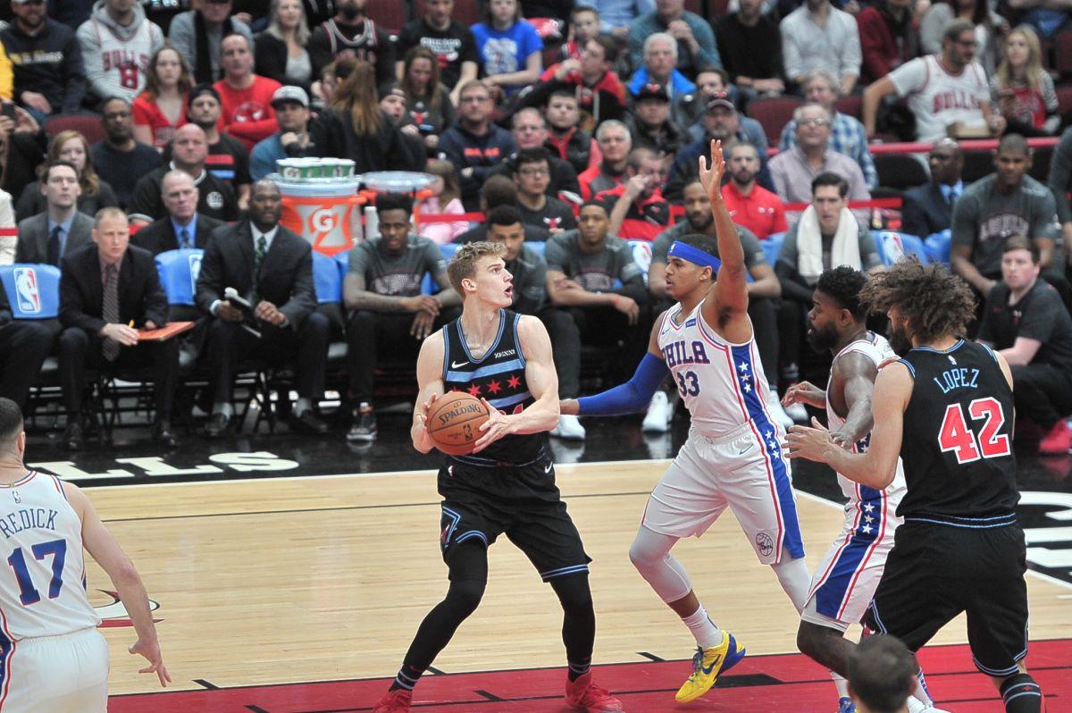 Bulls abren temporada en casa contra los campeones Raptors