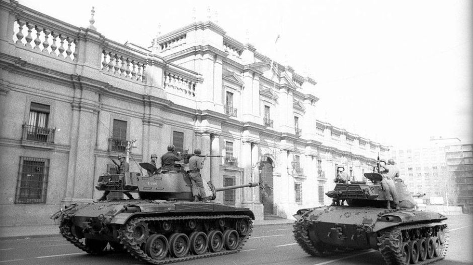 Los 11 sonidos del 11 de septiembre, el día que Pinochet derrocó a Allende