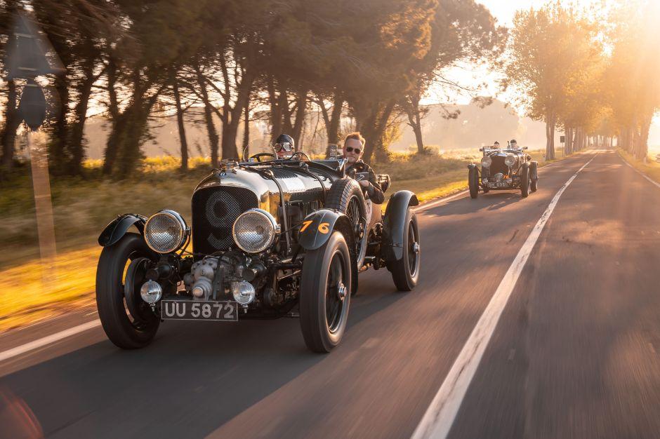 Un clásico: El Bentley Blower de 1929 regresa a producción