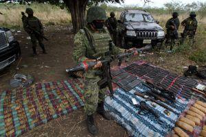 Cómo el barrio Tepito se convirtió en la mayor bodega mexicana de armas traficadas desde Nicaragua