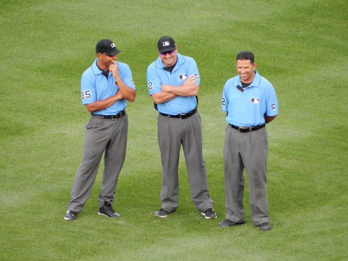 Alfonso Márquez es ya jefe de umpires en Grandes Ligas