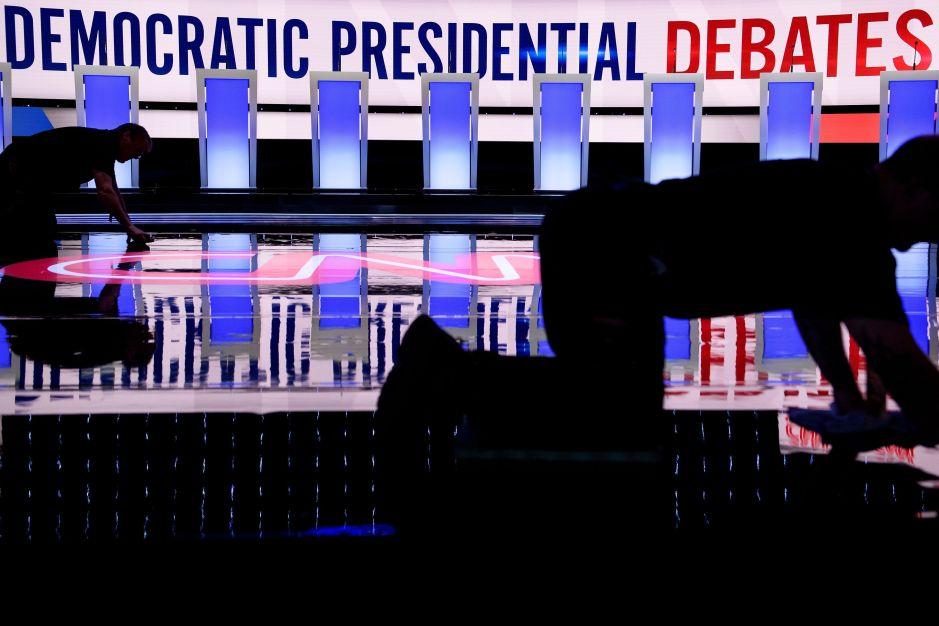 El quinto debate presidencial demócrata será en Georgia en noviembre