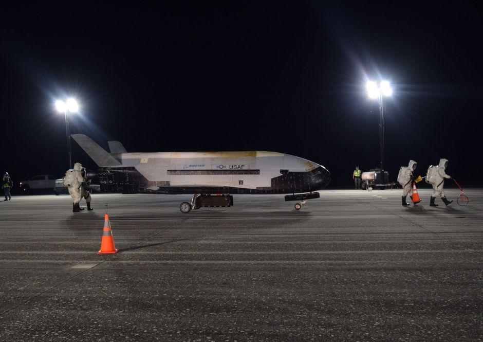 La misteriosa misión militar que hizo Estados Unidos en el espacio durante 780 días