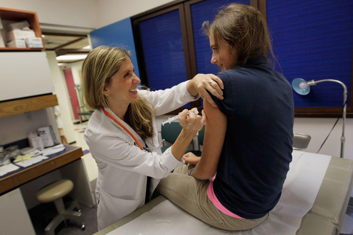 Prevención del cáncer con la vacuna contra el VPH