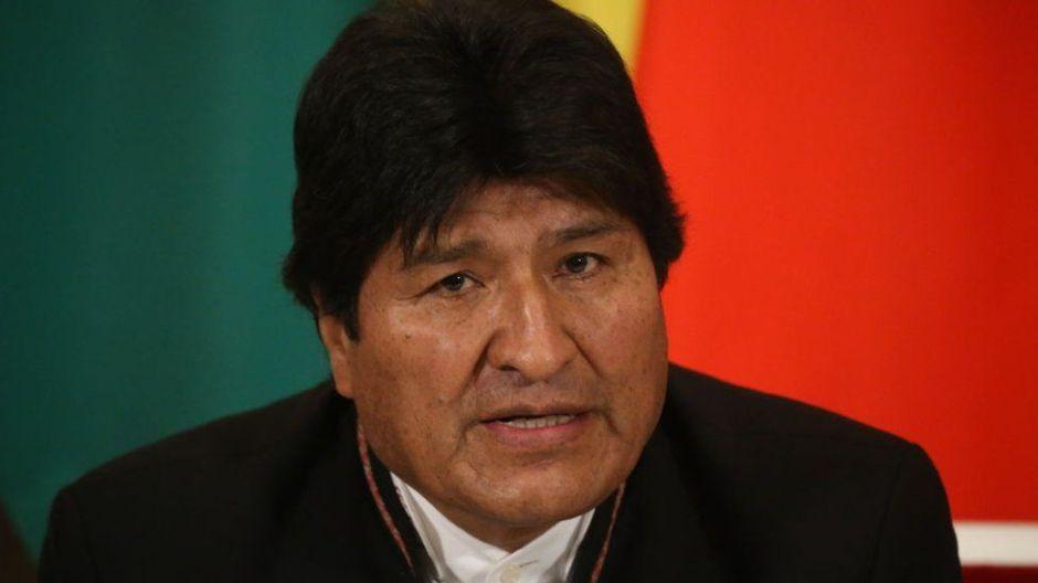 """Presidente de Bolivia habla de """"golpe de estado"""" en discurso de renuncia. Estas fueron sus frases"""