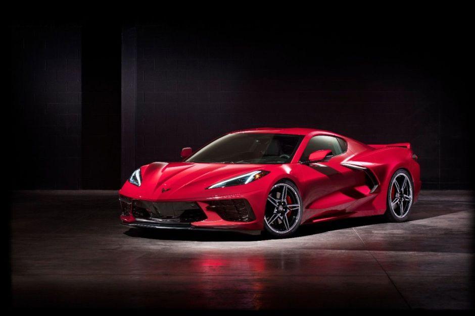 Este es el precio máximo que puede alcanzar un Chevrolet Corvette Stingray nuevo