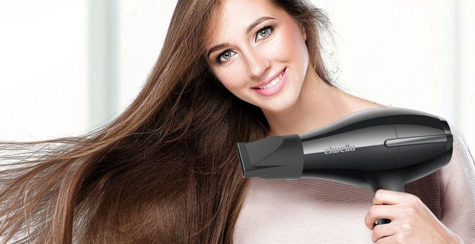 4 secadores de cabello profesionales para ahorrar dinero y no tener que ir al salón de belleza