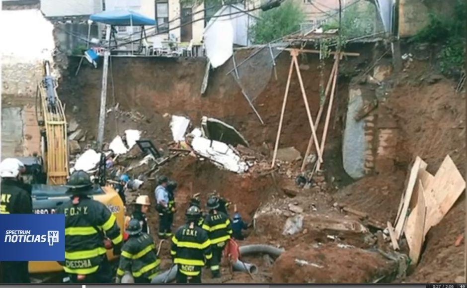 Varios acusados por muerte de trabajador hispano en accidente de construcción en Brooklyn
