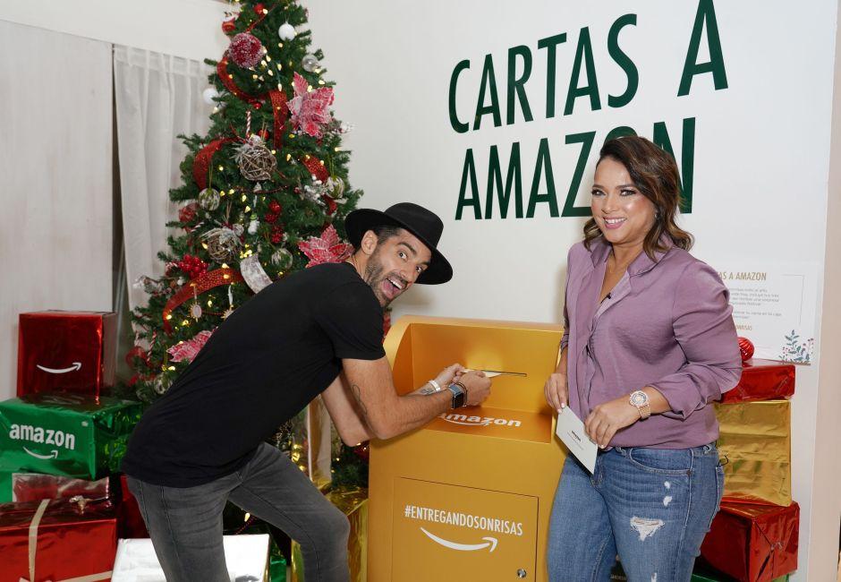 Adamari López y Toni Costa lanzan su Guía de Regalos personalizada en Amazon para la temporada festiva
