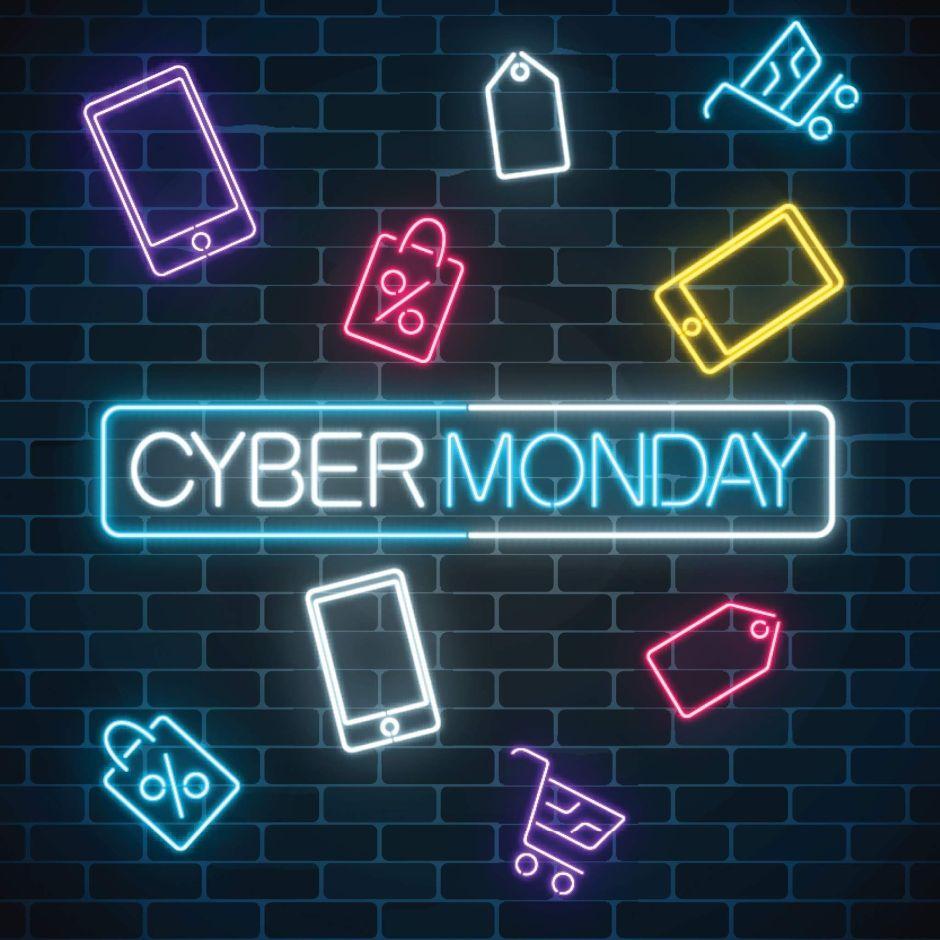 Saca ventaja del 'Cyber Monday'