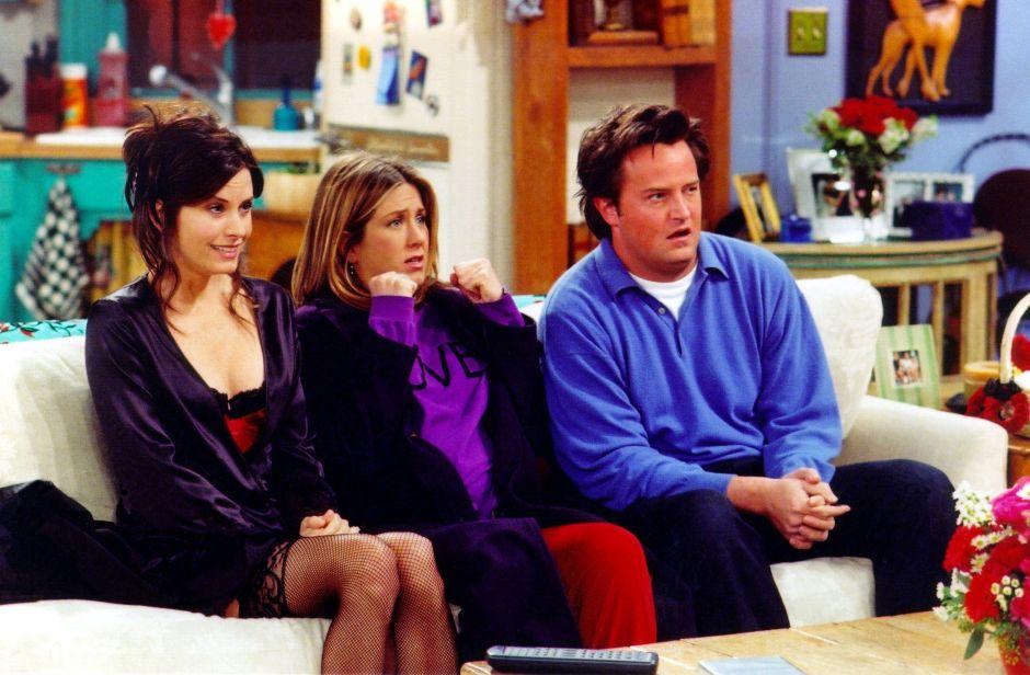 Monica y Chandler vuelven a estar juntos después de 18 años