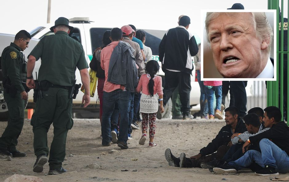 Jueces migratorios plantan cara a Trump para frenar deportaciones en la frontera