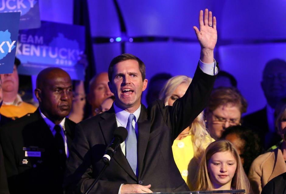 Los demócratas recobran la esperanza hacia el 2020 al ganar en Virginia y reclamar victoria en Kentucky