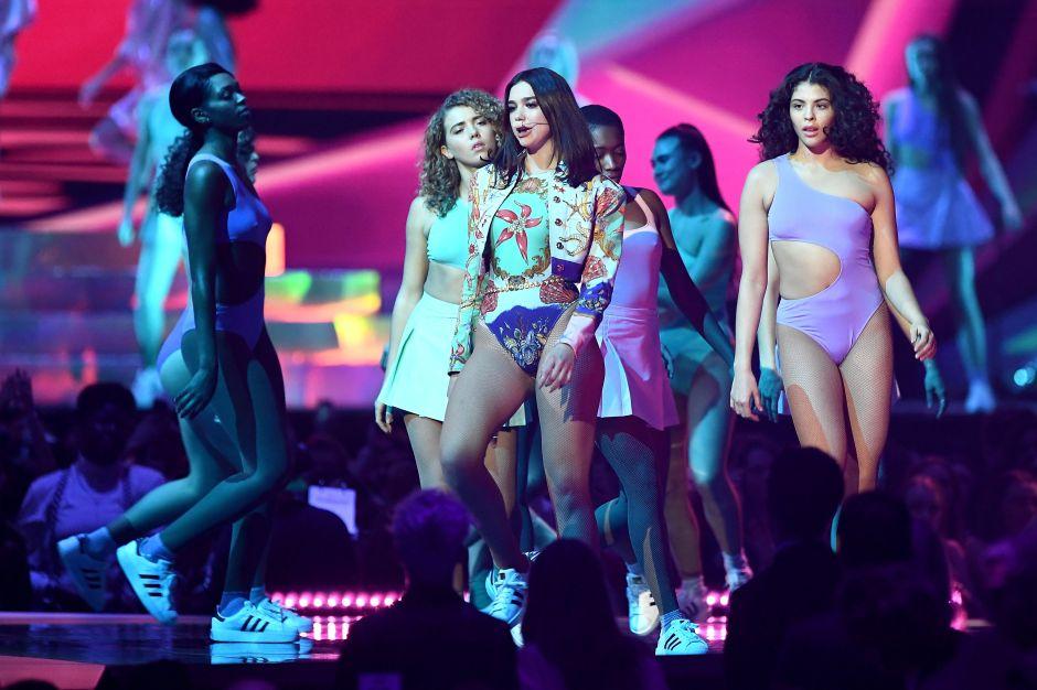 Dua Lipa enloquece a sus fanáticos con el lanzamiento de 'Don´t Start Now'