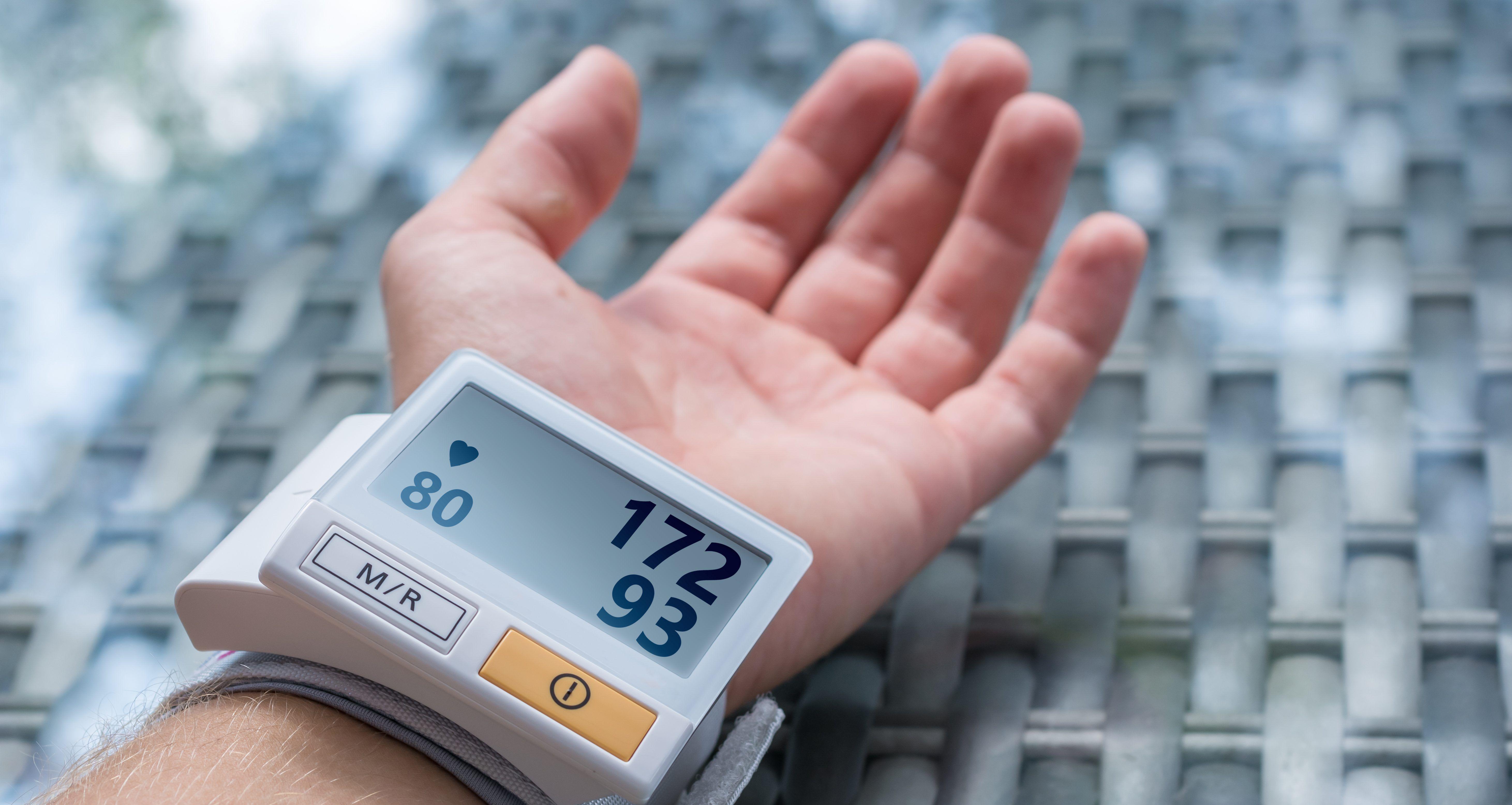 Los mejores 4 dispositivos digitales para medir la presión..
