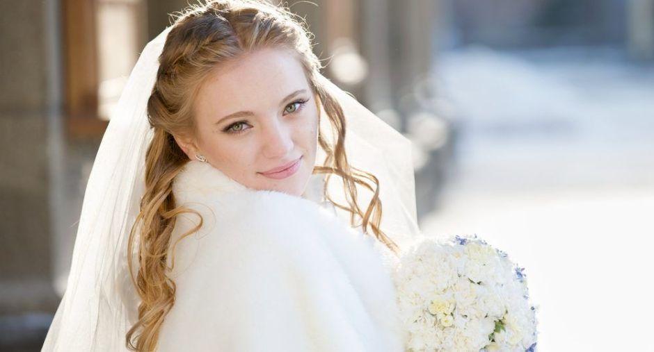 5 vestidos de novia que puedes usar en tu boda si la celebras en invierno