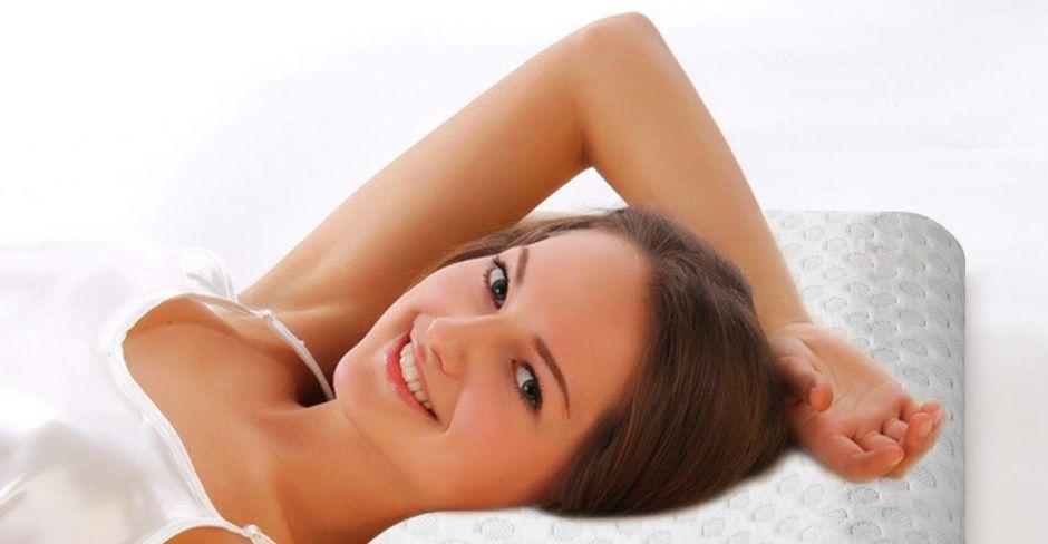 5 estilos de almohadas cervicales para proteger tu cuello mientras duermes