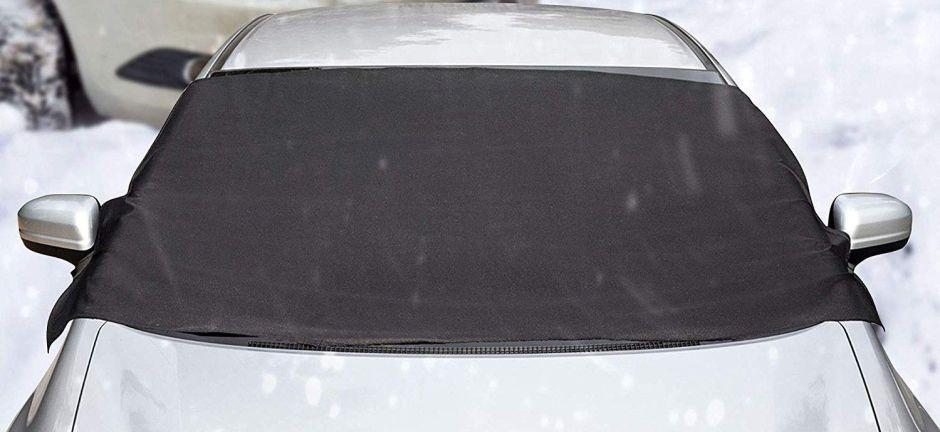 4 protectores para el parabrisas de tu auto por menos de $40