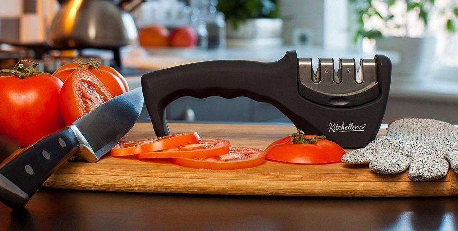 5 afiladores de cuchillos automáticos por menos de $60