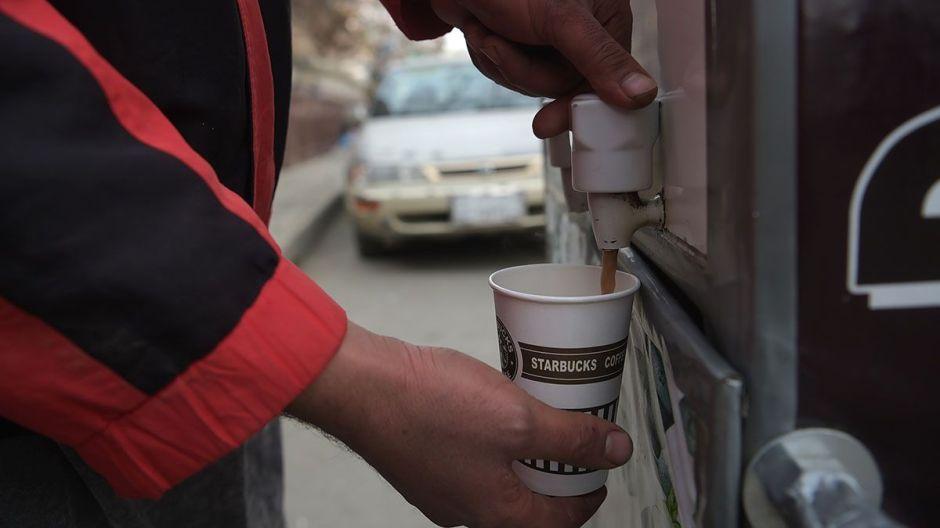 Cuánto dinero ganarías con un carrito para vender café