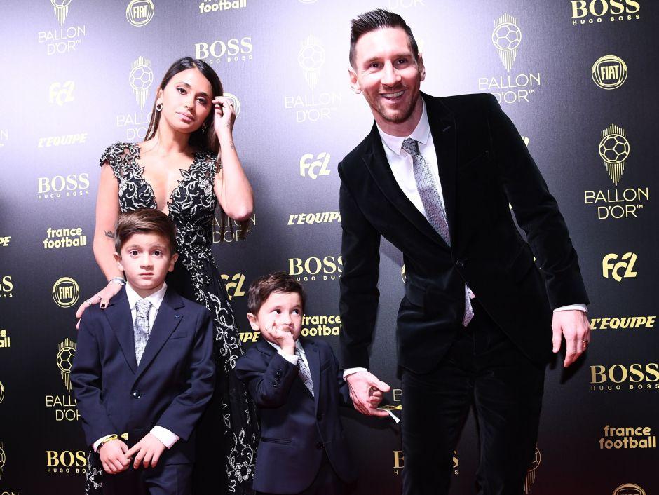 ¡Se volvieron locos! El festejo viral de los hijos de Messi que arrasa en todo el mundo