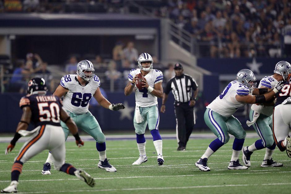 Prueba de 'vida o muerte' para los Cowboys en el Thursday Night Football