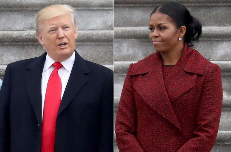 Deseret Tavares predice que ni Michelle Obama podría ganarle a Donald Trump para la reelección