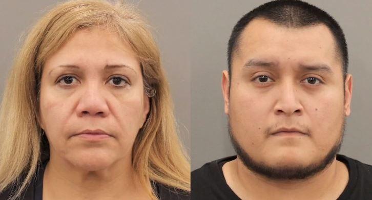 """Houston: """"Grinches"""" hispanos trataron de robarse arbolitos navideños"""